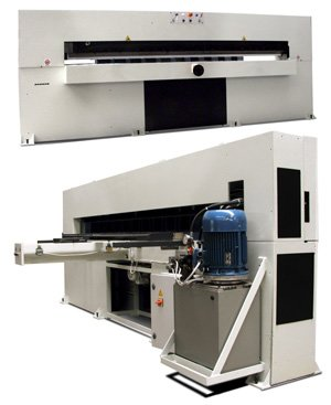 Hydraulic Veneer Guillotine 3200 mm